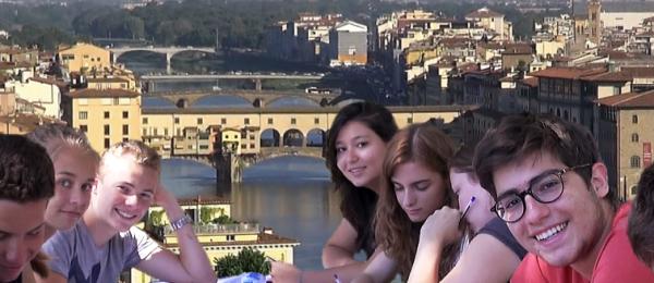 Linguaviva Programme for Juniors in Florence