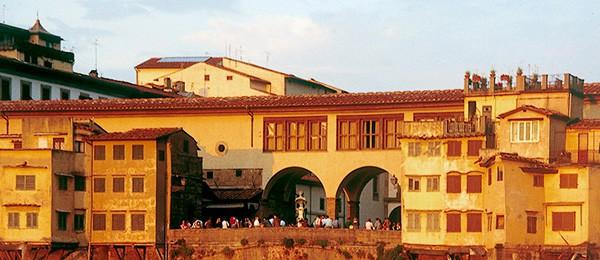 Morando em Florença