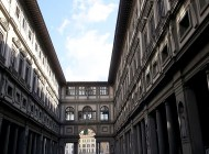 VISIT TO THE UFFIZI GALLERY