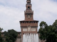 VISIT TO CASTELLO SFORZESCO